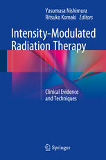Portada del libro Intensity-Modulated Radiation Therapy: Clinical Evidence and Techniques