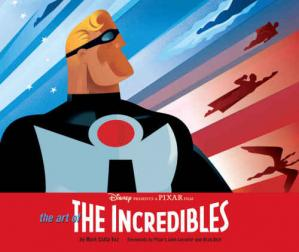 Book cover The art of The Incredibles