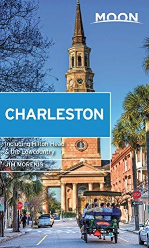 Book cover Moon Charleston: With Hilton Head & the Lowcountry