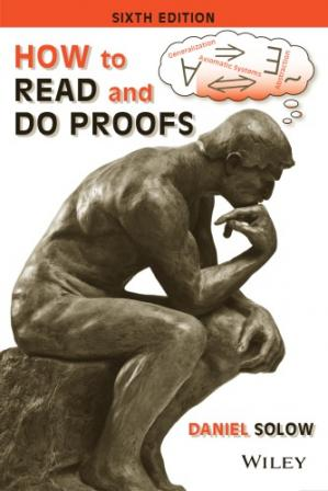 Book cover How to Read and Do Proofs: An Introduction to Mathematical Thought Processes