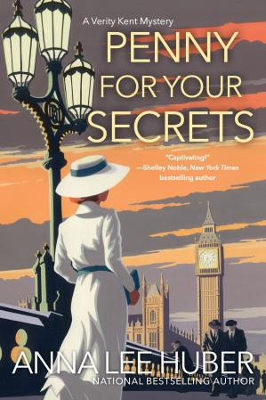 Book cover Penny for Your Secrets