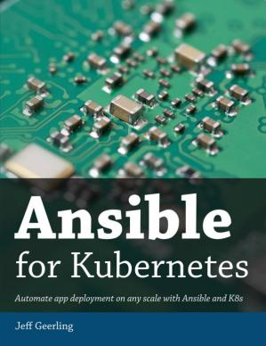 Book cover Ansible for Kubernetes
