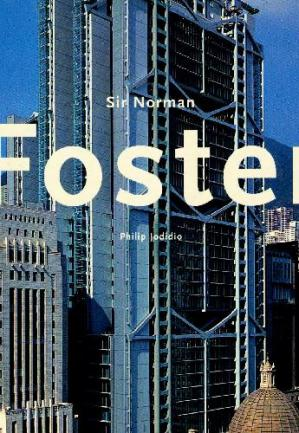 Book cover Sir Norman Foster