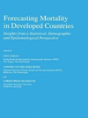 Okładka książki Forecasting Mortality in Developed Countries: Insights from a Statistical, Demographic and Epidemiological Perspective