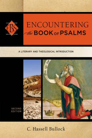 Book cover [Encountering Biblical Studies 01] • Encountering the Book of Psalms