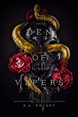 Book cover Den of Vipers