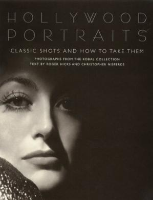 Copertina Hollywood Portraits. Classic shots and how to take them