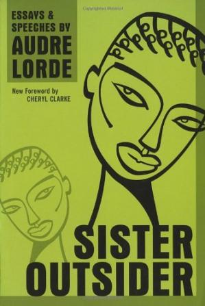 Book cover Sister Outsider: Essays and Speeches