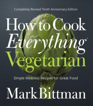 Sampul buku How to Cook Everything Vegetarian