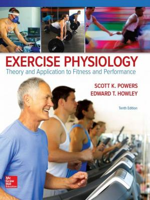 Portada del libro Exercise Physiology: Theory and Application to Fitness and Performance