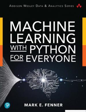 Εξώφυλλο βιβλίου Machine Learning With Python For Everyone