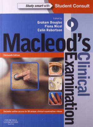 Copertina Macleod's Clinical Examination: With STUDENT CONSULT Online Access, 13e