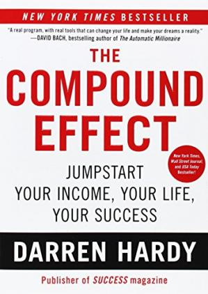 Book cover The Compound Effect