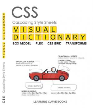 Book cover CSS (Cascading Style Sheets) Visual Dictionary
