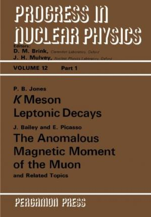 Buchdeckel K Meson Leptonic Decays. Progress in Nuclear Physics