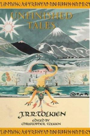 Book cover Unfinished Tales