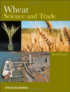 书籍封面 Wheat: Science and Trade