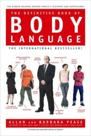 Portada del libro The Definitive Book of Body Language