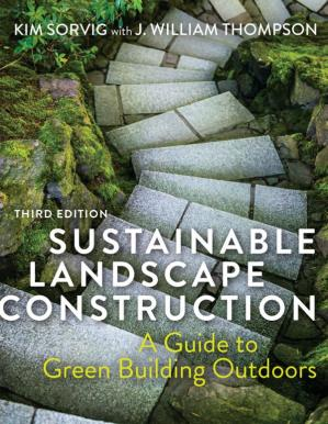 Sampul buku Sustainable Landscape Construction: A Guide to Green Building Outdoors