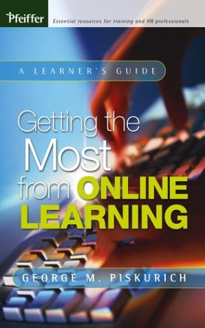 Book cover Getting the Most from Online Learning: A Learner's Guide