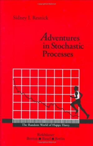 Book cover Adventures in Stochastic Processes