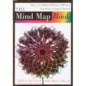 Book cover The Mind Map Book: How to Use Radiant Thinking to Maximize Your Brain's Untapped Potential