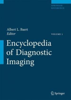 Обложка книги Encyclopedia of Diagnostic Imaging