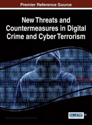 Copertina New threats and countermeasures in digital crime and cyber terrorism