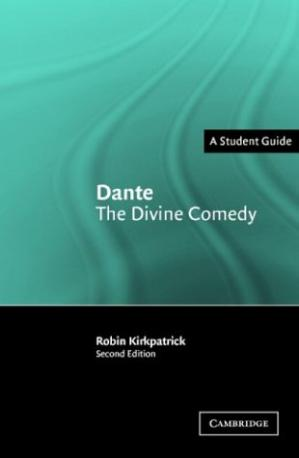 表紙 Dante: The Divine Comedy, Student's Guide, 2nd edition