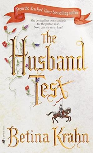 Book cover The Husband Test