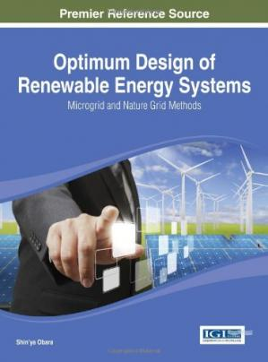 Copertina Optimum Design of Renewable Energy Systems: Microgrid and Nature Grid Methods