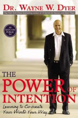 Copertina The Power of Intention