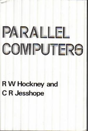 A capa do livro Parallel Computers: Architecture, Programming and Algorithms