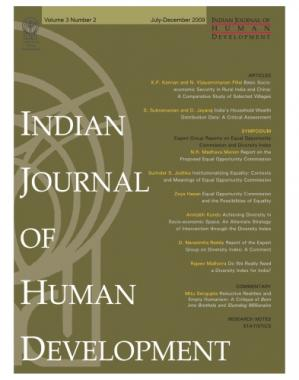 Εξώφυλλο βιβλίου Basic Socio-economic Security in Rural India and China: A Comparative Study of Selected Villages