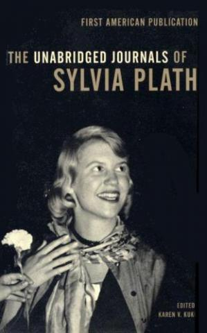 Book cover The Unabridged Journals of Sylvia Plath