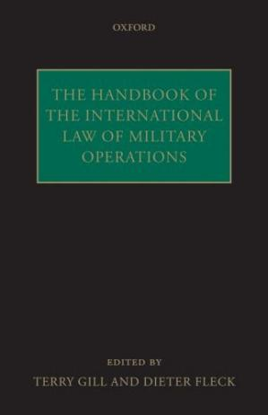 Book cover The Handbook of Humanitarian Law in Armed Conflicts