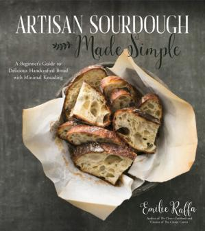 غلاف الكتاب Artisan Sourdough Made Simple