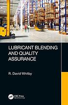 Sampul buku Lubricant blending and quality assurance
