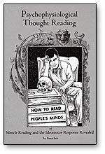 Book cover Psychophysiological Thought Reading