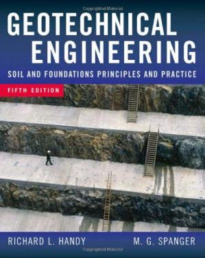 Book cover Geotechnical Engineering: Soil and Foundation Principles and Practice, 5th Ed.