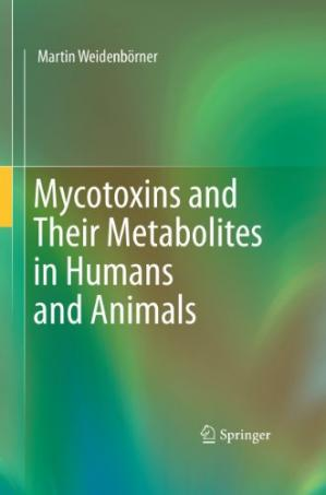Copertina Mycotoxins and Their Metabolites in Humans and Animals
