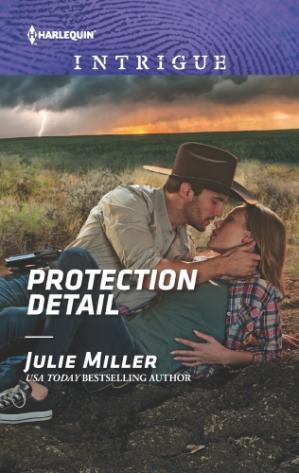 A capa do livro Protection Detail