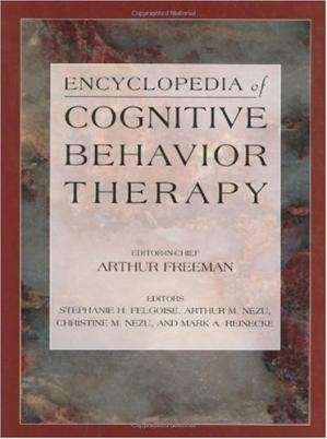 Book cover Encyclopedia of Cognitive Behavior Therapy (Social Indicators Research Series)
