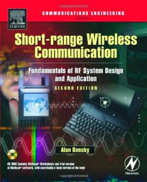 Book cover Short-Range Wireless Communications: Fundamentals of RF System Design and Application