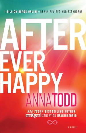Book cover After Ever Happy