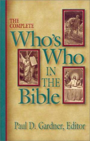 غلاف الكتاب Complete Who's Who in the Bible, The