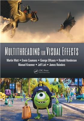 Book cover Multithreading for Visual Effects