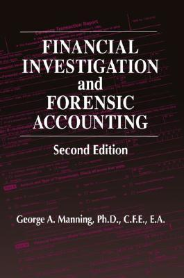 Copertina Financial Investigation and Forensic Accounting