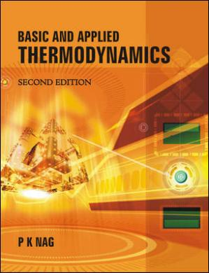 Book cover Basic and Applied Thermodynamics