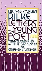 Book cover Letters to a young poet